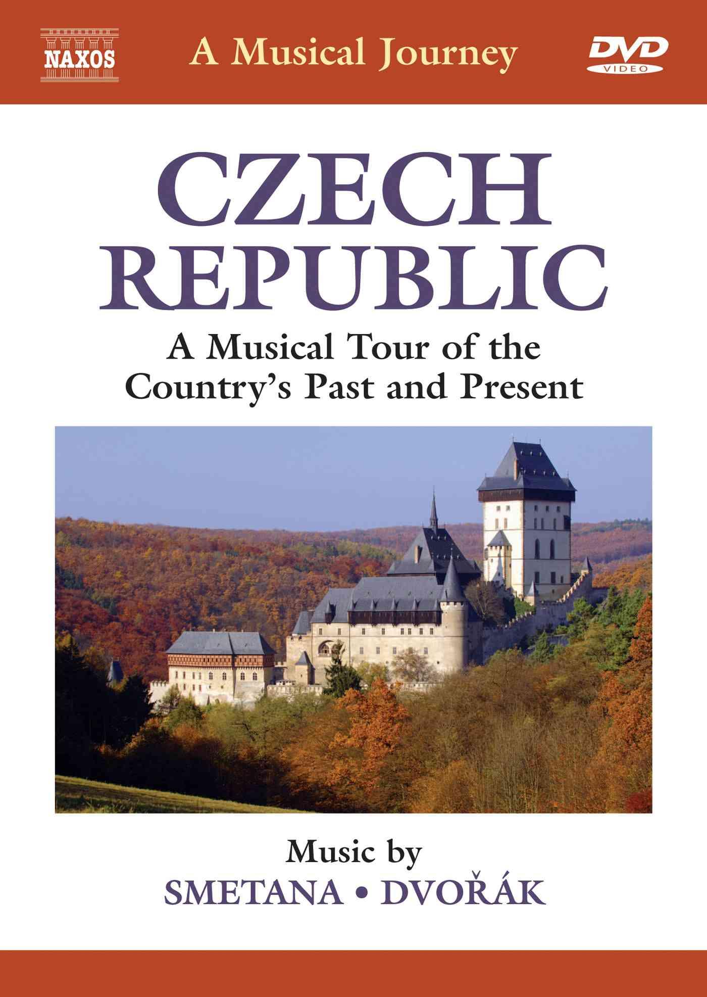 SMETANA:CZECH REPUBLIC A MUSICAL TOUR (DVD)