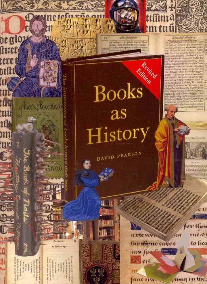 Books As History By Pearson, David